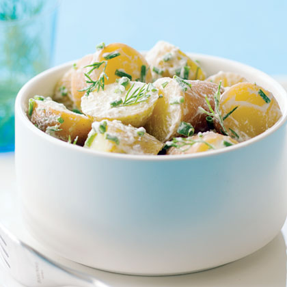 Lemon-Dill Potato Salad