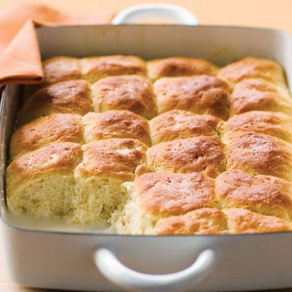 Coconut-milk Pudding Rolls