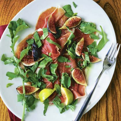 Fig and Prosciutto Plate