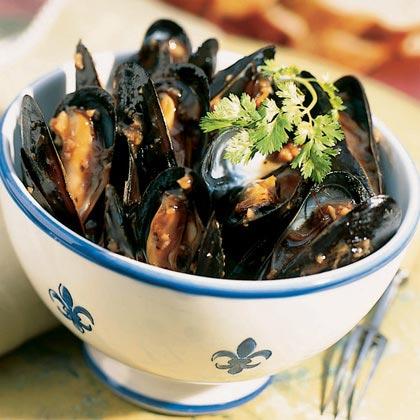 Yeo's Garlic Mussels