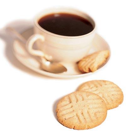 Walnut Shortbread Cookies
