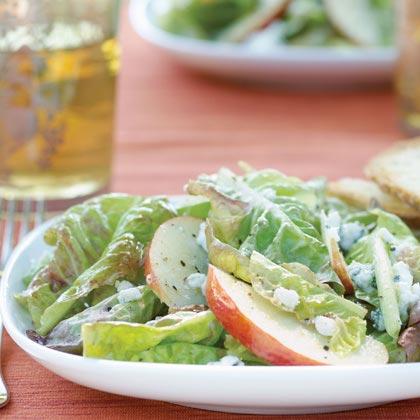 Teenage Greens Salad