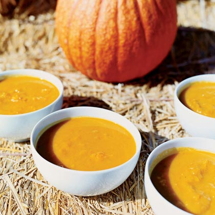 Farmer John's Pumpkin Soup