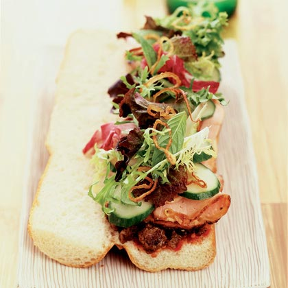Hoi An-style Oven-crisped Pork Sandwich (Banh Mi Thit Hoi An)