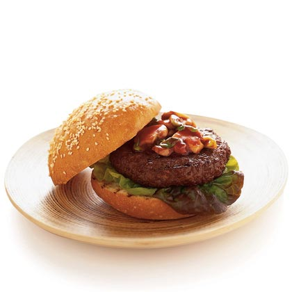Chinese Five Spice Burgers