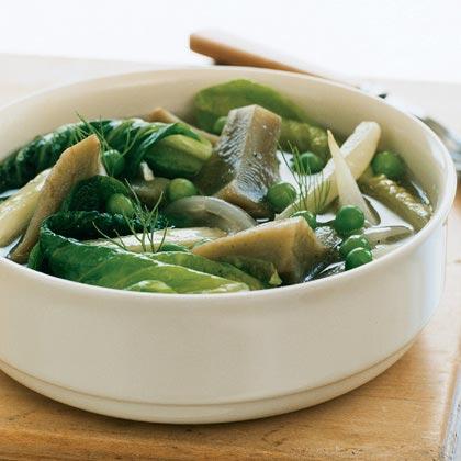 Rustic Spring Vegetable Stew