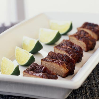 Terry's Barbecued Ribs