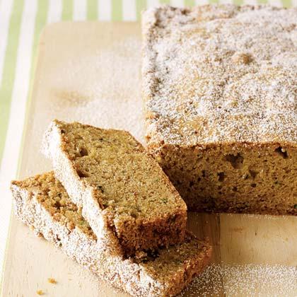 Walnut-Zucchini Bread