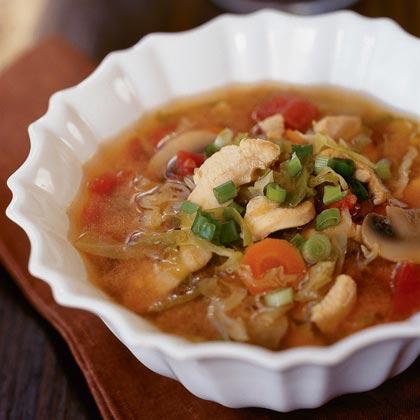 Lemon Grass Chicken Soup Recipe Sunset Magazine