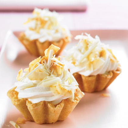 Coconut Pie Shells