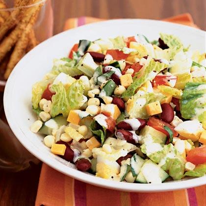 Vegetable Box Salad