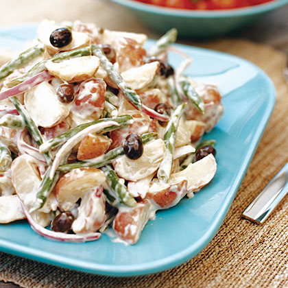 Potato Salad Niçoise