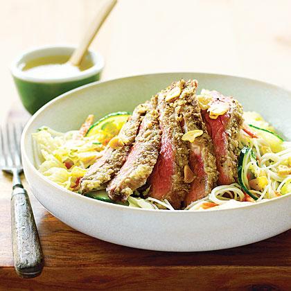 Vietnamese-style Steak Salad