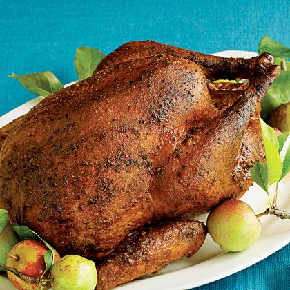Roast Spiced Turkey