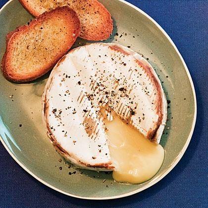 Quick Cheese Fondue
