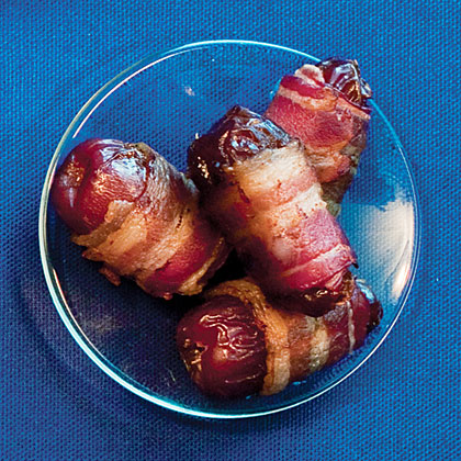 Dates with Bacon