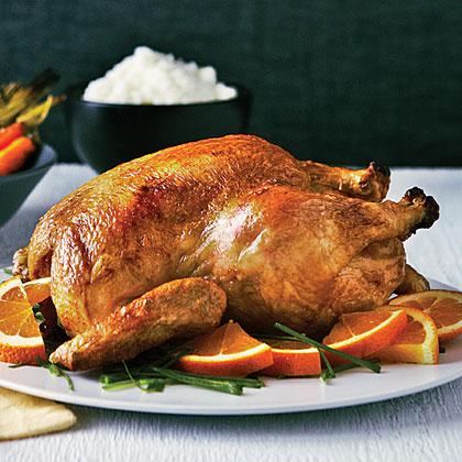 su-Best Brined Roast Chicken