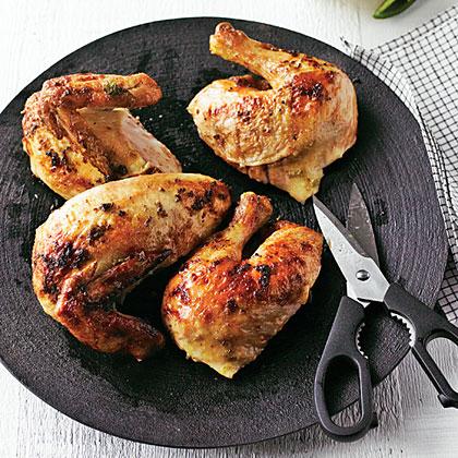 su-Best Last-Minute Roast Chicken