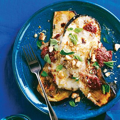 su-Eggplant Parmesan