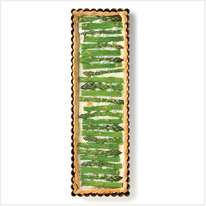 su-Asparagus and Teleme Tart