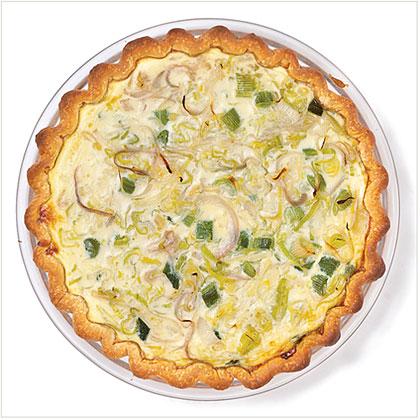 su-Three-Onion Quiche