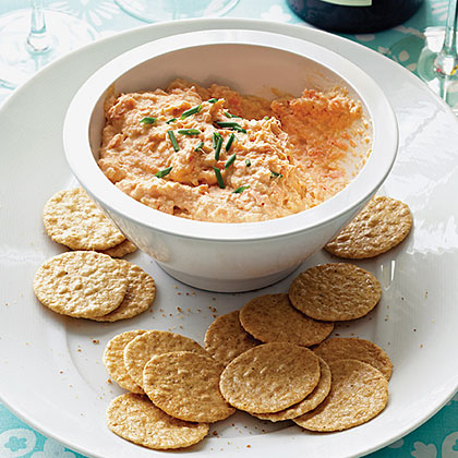 su-Curried Salmon Mousse