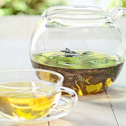 su-Moroccan Chocolate Mint Tea