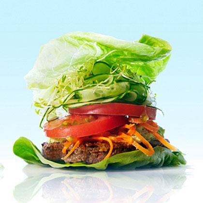su-SoCal Veggie Burgers