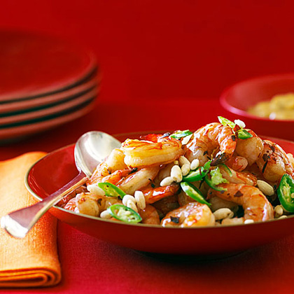 su-Chili Shrimp