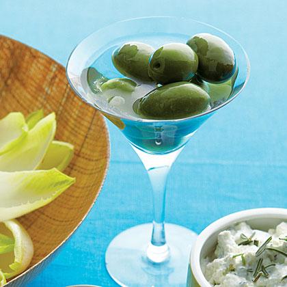 su-Boozy Olives