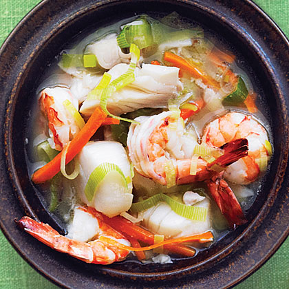 su-Miso Seafood Stew