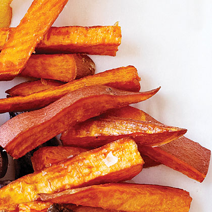 su-Sweet-Potato Fries