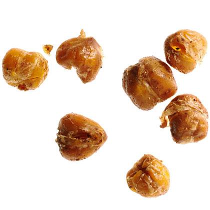 su-Roasted Chickpeas with Garam Masala