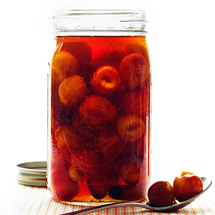 su-Brandied Cherries