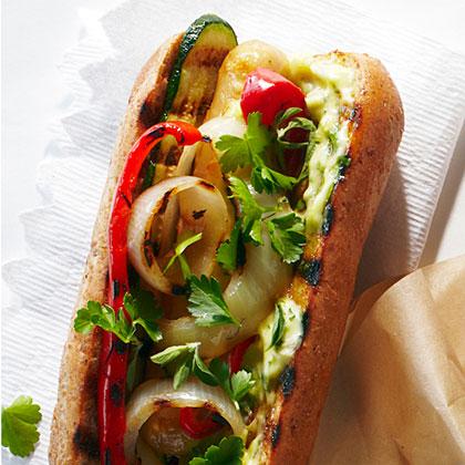 su-The Backyard Farmer Hot Dog