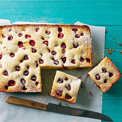 su-Buttery Raspberry Lemon Cake