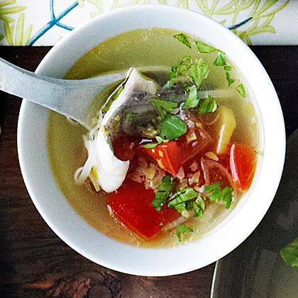 su-Simple Fish Soup