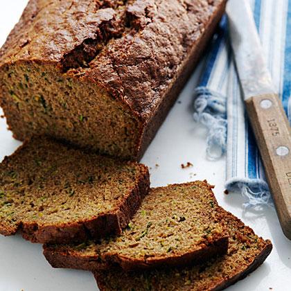 su-Classic Zucchini Bread