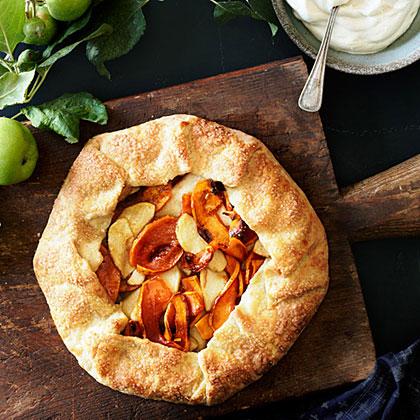 su-Apple Pumpkin Galette