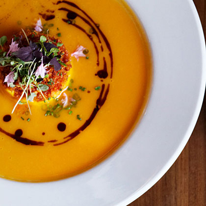 su-Carrot and Parsnip Soup