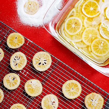 su-Candied Meyer Lemons