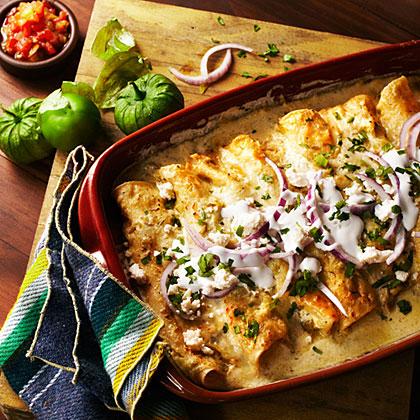 su-Enchiladas Suizas