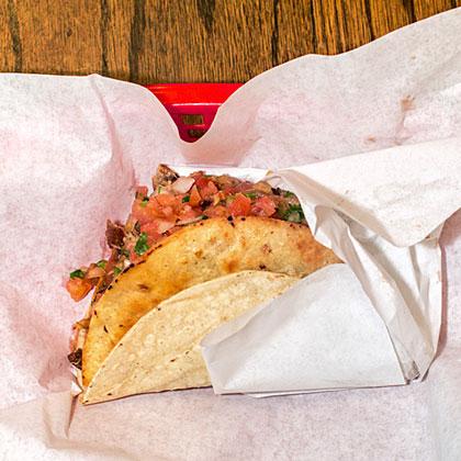su-Tacos de Carnitas
