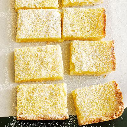 su-Lemon-Lime Macaroon Bars