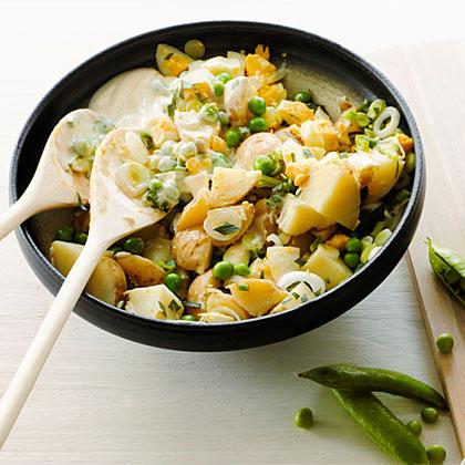 su-Spring Bounty Potato Salad