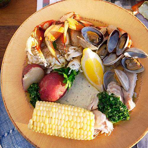 su-Northwest Seafood Boil