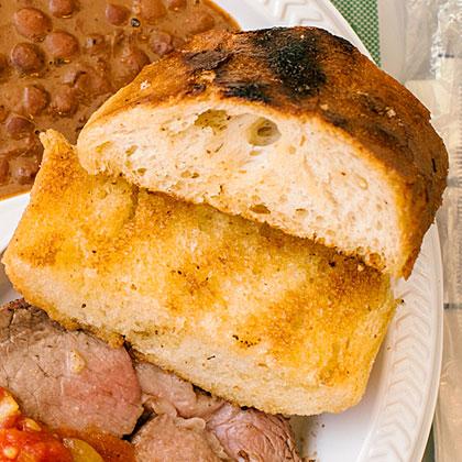 su-Garlic Bread