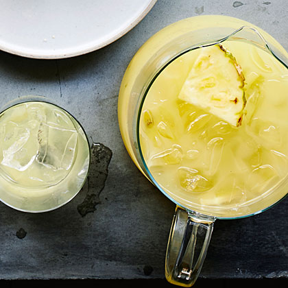 su-Ginger Pineapple Punch (Lebouroudjee)