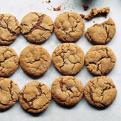 su – Mega-Ginger Cookies