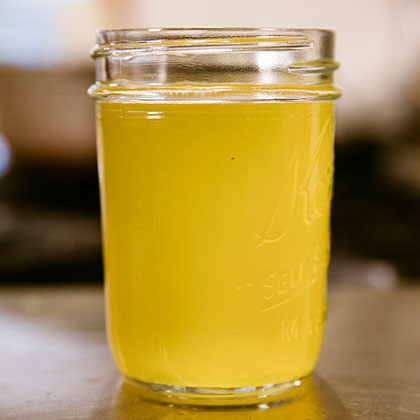 su-Ghee (Indian-Style Clarified Butter)